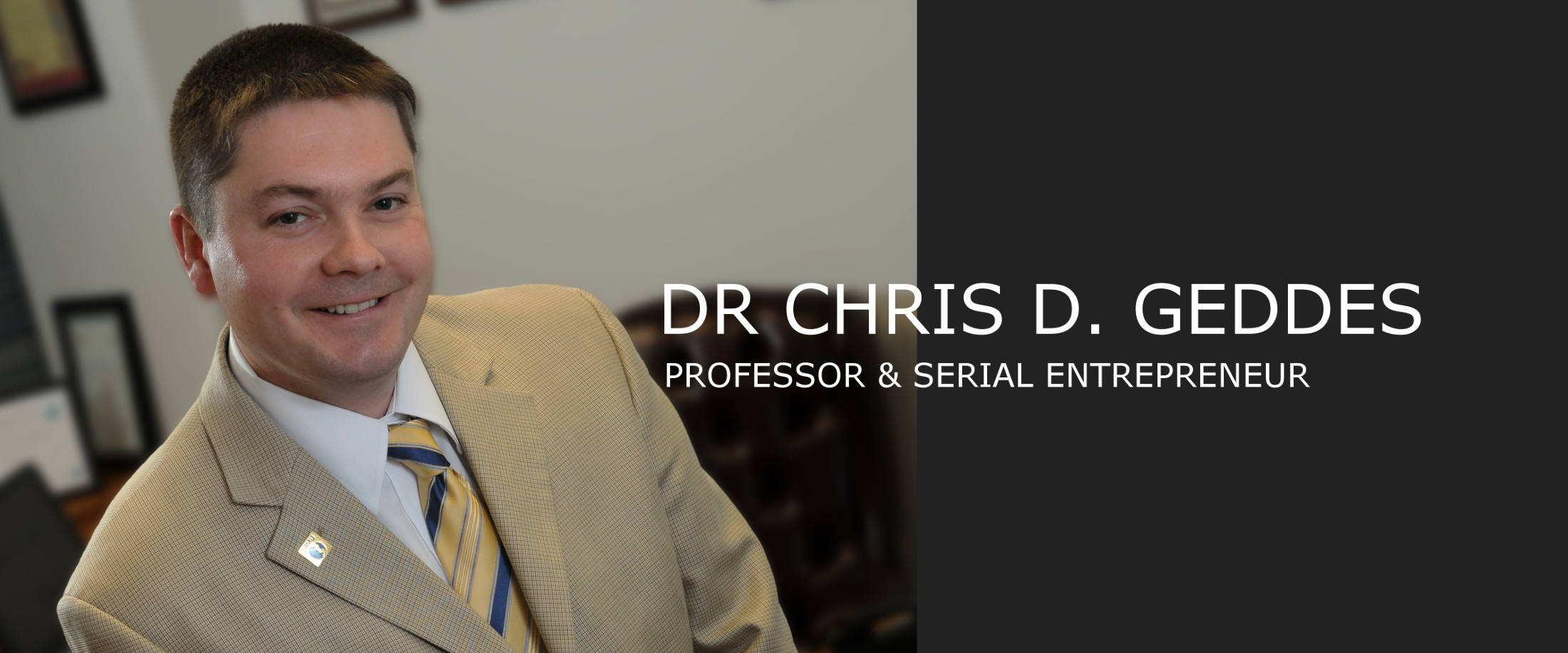 Chris D. Geddes